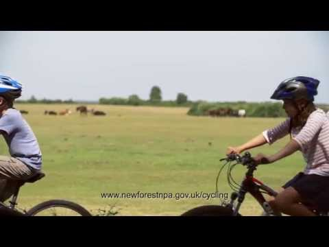 Cycling in the New Forest - The Natural Choice for Family Cycling