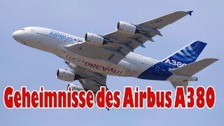 Geheimnisse des Airbus A380 - Dokumentation über das zivile Flugzeug Deutsch 2018