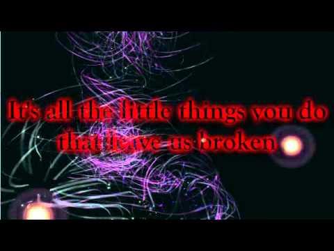 No self - Broken (Lyrics)