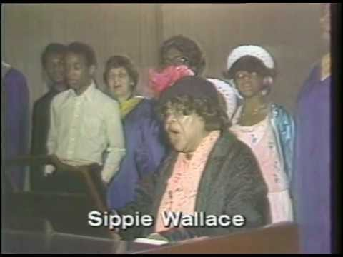 sippie wallace blues singer.mov