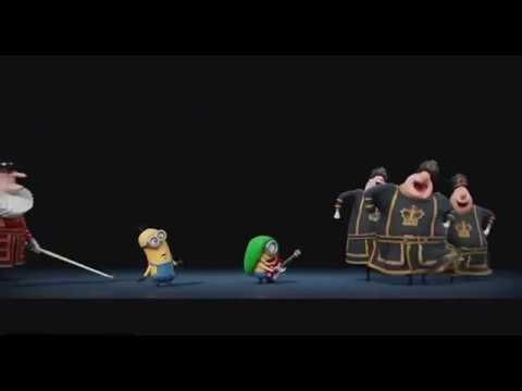 MINIONS - Ending song
