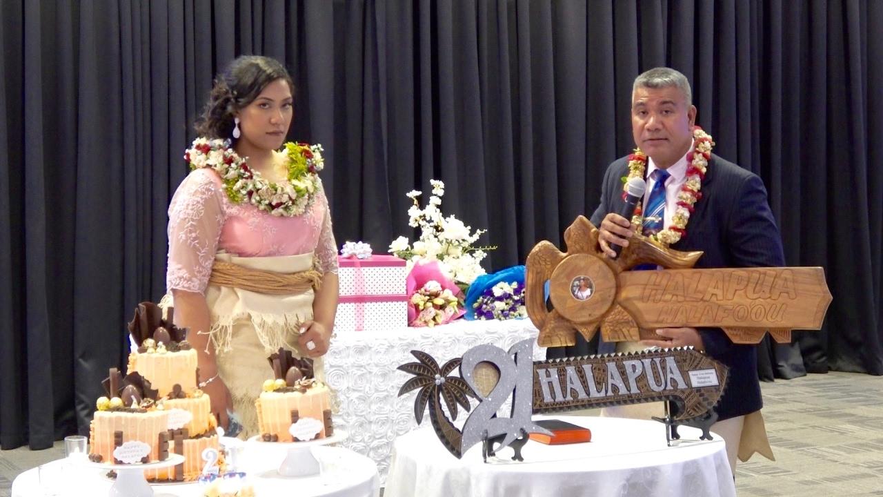 Halapua Halafo Ou 21st Birthday Key Cakes Amp Gifts