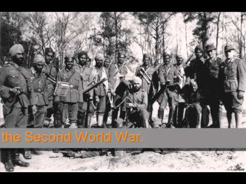 For Free India - The Free Indian Legion