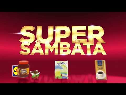Super Sambata la Lidl • 17 Martie 2018