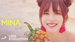 TWICE - MINA (Line Evolution) • JUL/2018 - Stafaband