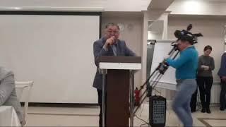 Рысбек Сәрсенбай Жанболат Мамайды, Демократиялық партияны қолдайды!