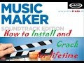 How to Install Magic Music Maker Sound Track Edition and Crack for lifetime