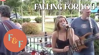 "Foxes and Fossils cover ""Falling For You"""