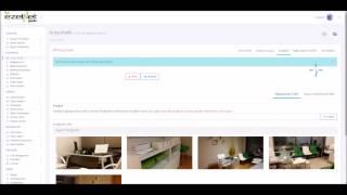 ezelnet pro firma profili modülü tanıtımı
