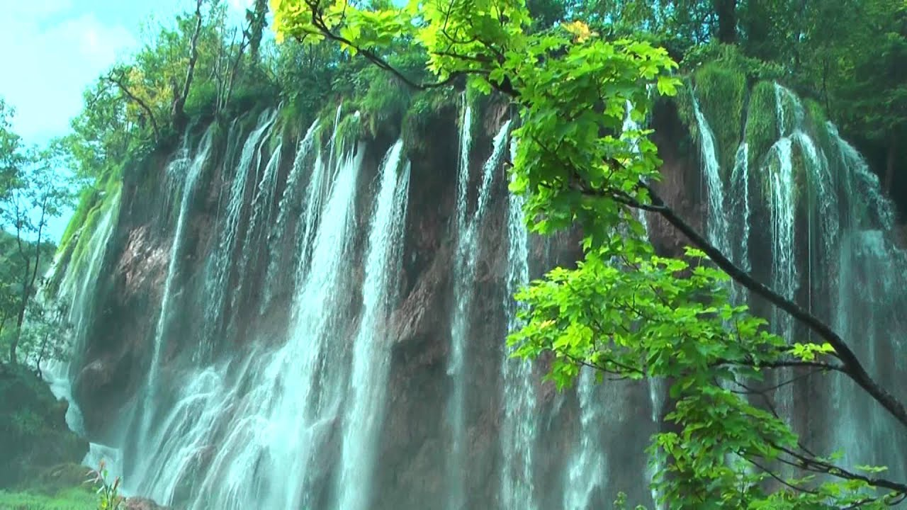 3d Wallpaper Hd 1080p Free Download For Pc Plitvice Lakes National Park Croatia Masterpiece Of Nature