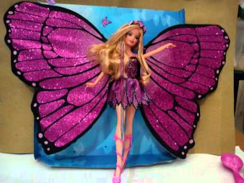 My New Barbie Mariposa Youtube