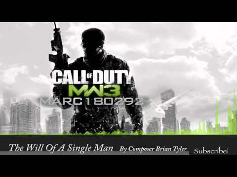 MW3 Soundtrack: The Will Of A Single Man