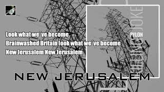 New Jerusalem with lyrics