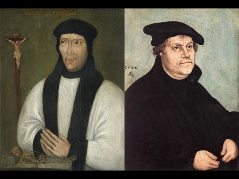 St. John Fisher Vs Martin Luther: Martin Luther, The Mad Monk (Part 2/4) ~ Michael Davies