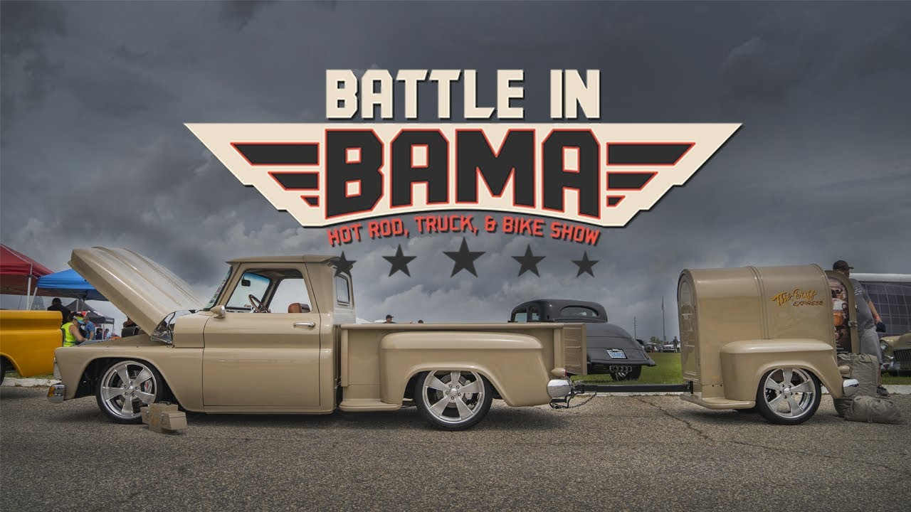 Battle In Bama