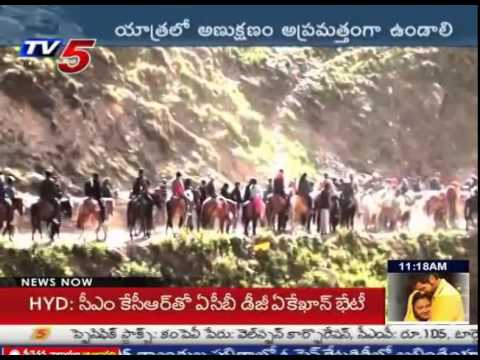 TV5 Special Story on Amarnath Yatra : TV5