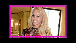 [Breaking News]Jorgie Porter 'disappointed by lies over explicit pictures leak' thumbnail