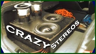 Crazy Stereo Systems & Bass FLEX Montage | EXO's LOUD Car Audio & Subwoofer Compilation | Tmic Beats