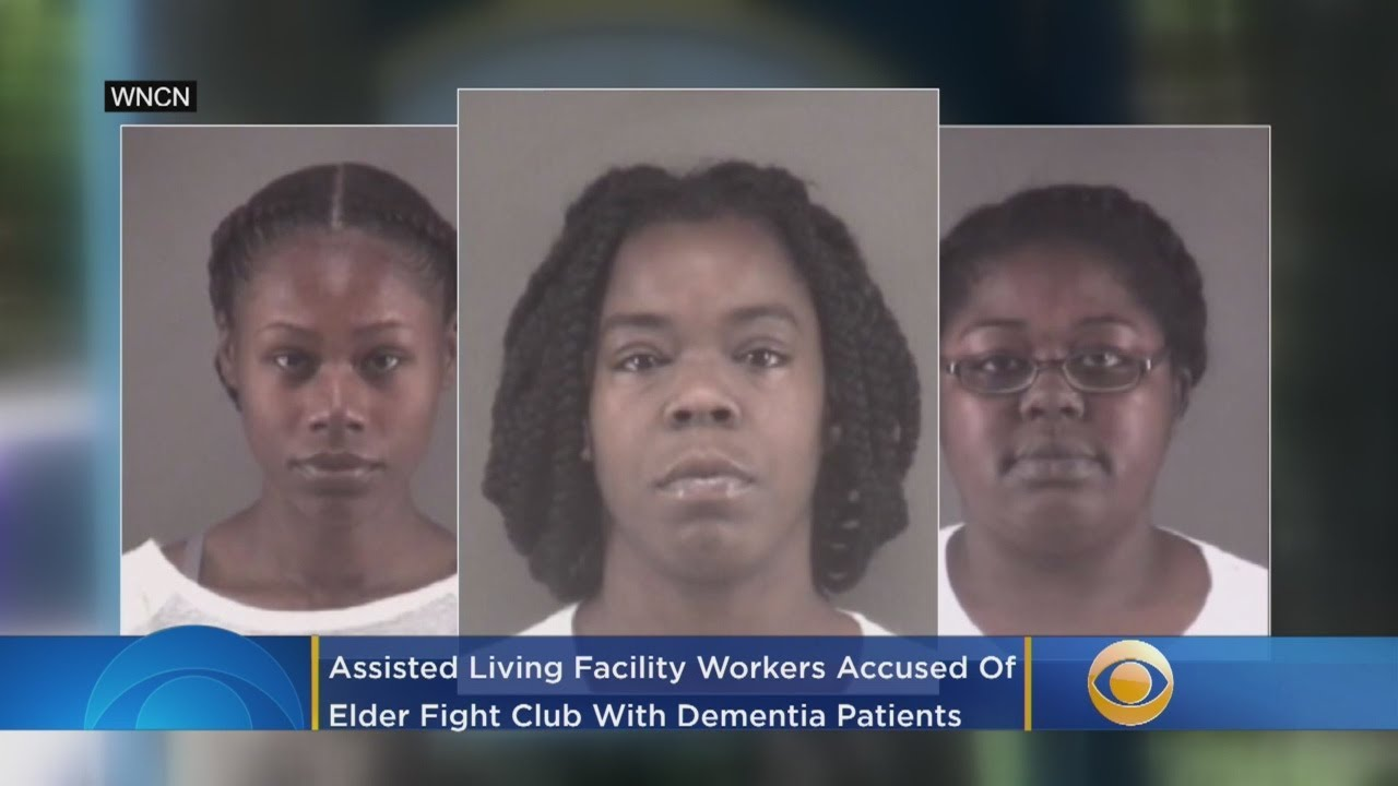 Three Assisted Living Facility Workers Accused Of Running Elder Fight Club Among Dementia Patients