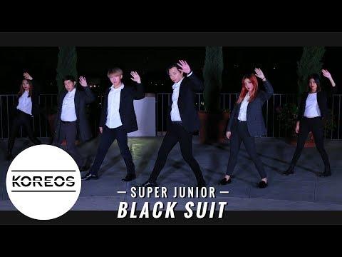 [Koreos] Super Junior 슈퍼주니어 - Black Suit Dance Cover 댄스커버
