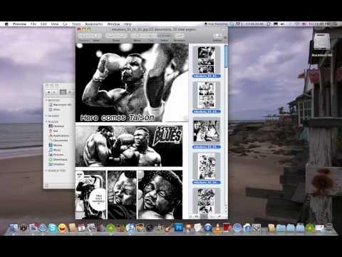 วิธีทำ PDF to iBooks.mov