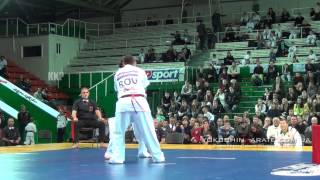 European Open, Sonin Buciuman (Romania, aka) - Domas Sutkus (Lithuania)