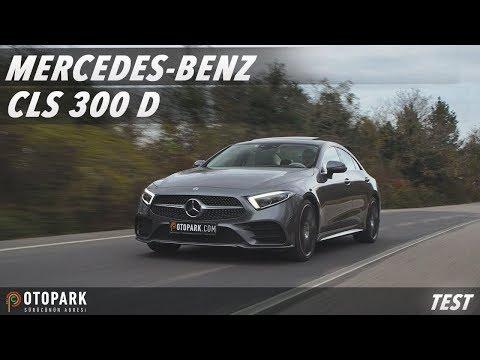 Mercedes-Benz CLS 300 d | TEST