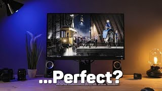 BenQ SW271 4K Review | Perfect Monitor for Photographers (srpski prevod)