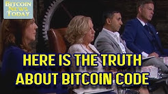 DRAGONS DEN BITCOIN CODE PITCH - THE TRUTH!