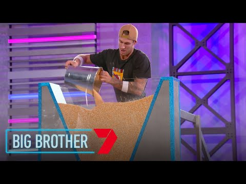 The final five take on the toughest Challenge   Big Brother Australia