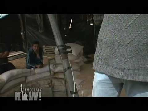Land of Ruins: A Special Report on Gaza's Economy. Democracy Now 4/6/09 2 of 2