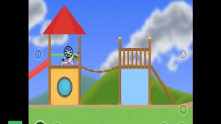 Happy Wheels - A side-scrolling, physics-based, obstacle course game
