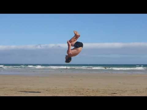 Daniel Price Acrobatics