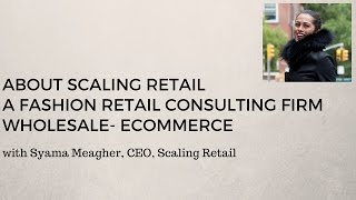 Scaling Retail: Fashion Retail Consulting