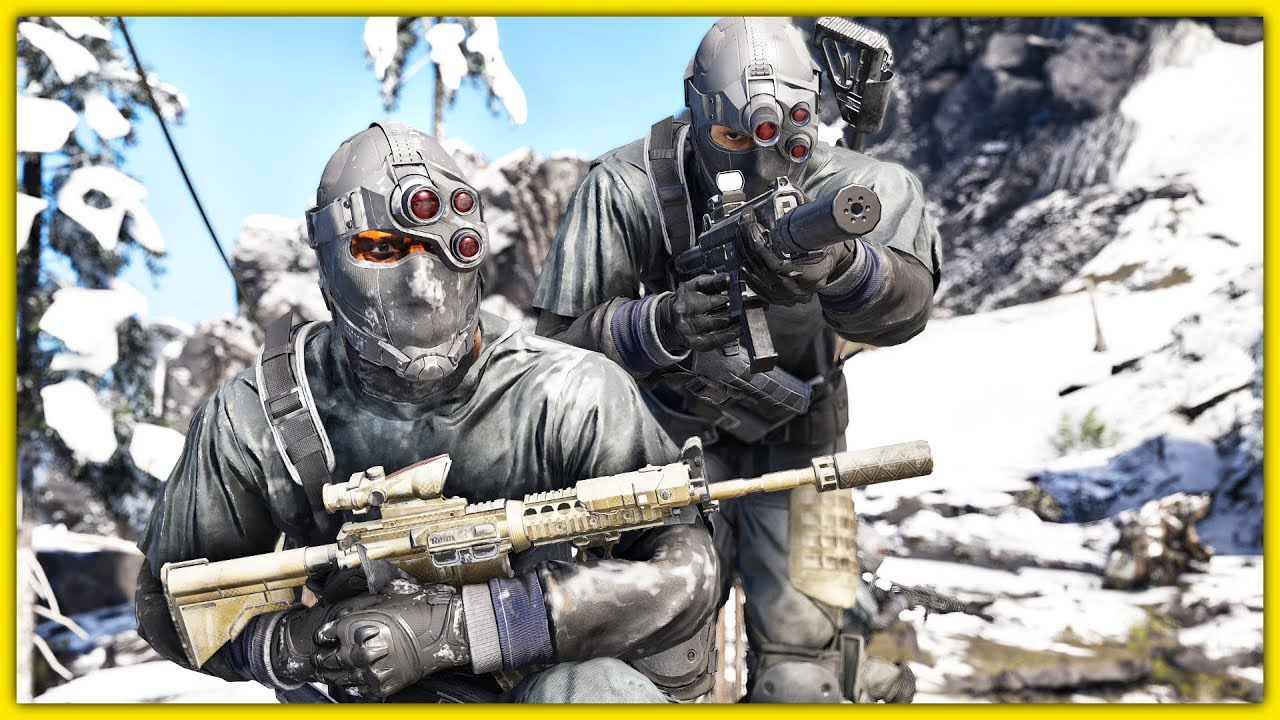 Ghost Recon Breakpoint AIRSTRIKE OBLITERATES CONVOY (Ghost Recon Breakpoint Resistance DLC) thumbnail