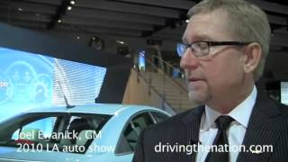Driving the Nation Speaks with VP of Marketing at General Motors Joel Ewanick on GM IPO