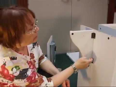 Assembly Tutorial for an Arrow Auntie Em Sewing Cabinet ...