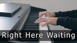 Richard Marx - Right Here Waiting (Piano Cover by Riyandi Kusuma)
