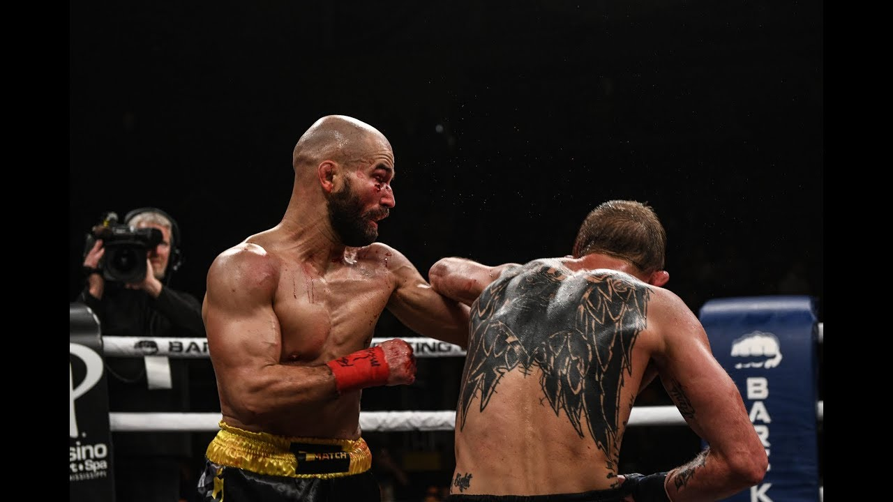 BKFC 6: Paulie Malignaggi vs. Artem Lobov live results, round-by-round updates, highlights from full card