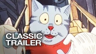 Fritz The Cat Official Trailer 1 Rosetta Lenoire Movie 1972 Hd Youtube