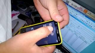 Nika Lumia 620. Пропал звук! The sound was gone!(Купили новый телефон. После 5-ти дней пользования пропал звук во внешнем динамике! Потом появился после..., 2013-08-10T15:07:03.000Z)