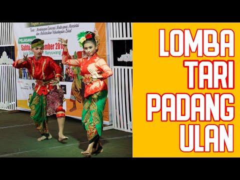 Lomba Tari Padang Ulan Banyuwangi 2018 - Seni Tari Smkn 1 Banyuwangi