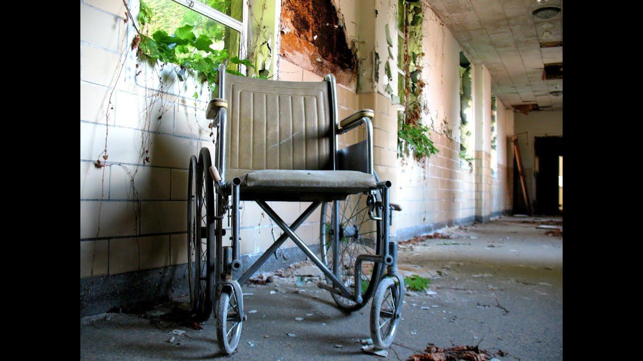 Abandoned History Mass Mental Health Center