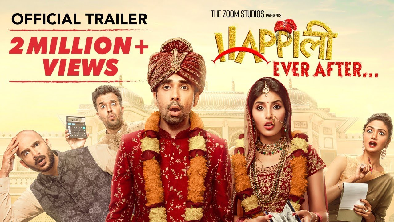 Happily Ever After | Official Trailer | Episode 1 Out Now | Naveen, Harshita | The Zoom Studios