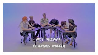 (eng sub) nct dream playing mafia