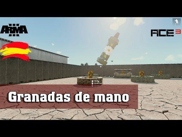 Arma 3 | tutorial sobre granadas de mano