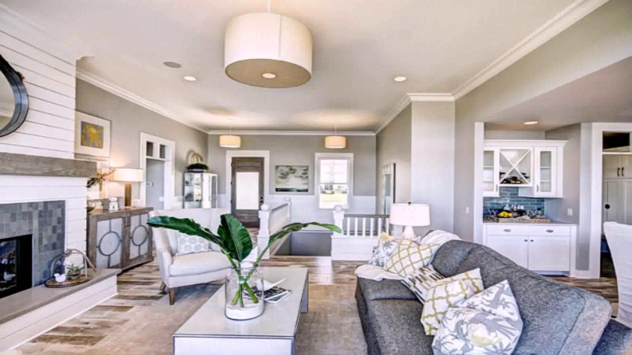 Paint Colors For Open Floor Plan House