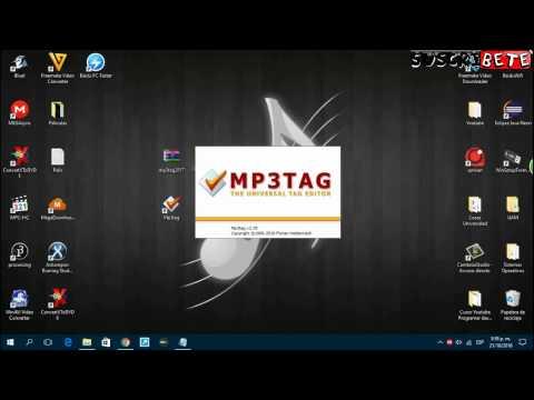Descargar Mp3Tag Full/Español/2017