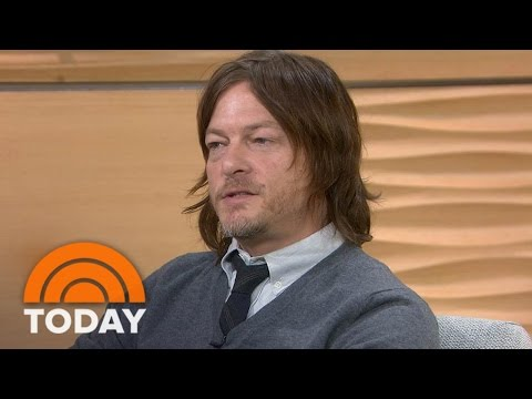 Norman Reedus: 'Walking Dead' Season 6 Finale 'Had Crew Members Crying' | TODAY