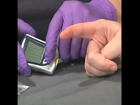 EMS Skills - Blood Glucose Measurement